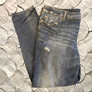 TORRID 22R Boyfriend Jeans
